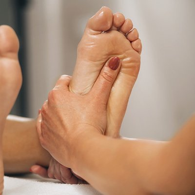 The Sole Point :: What We Do - Reflexology